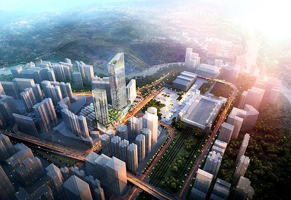大中华环球经贸广场