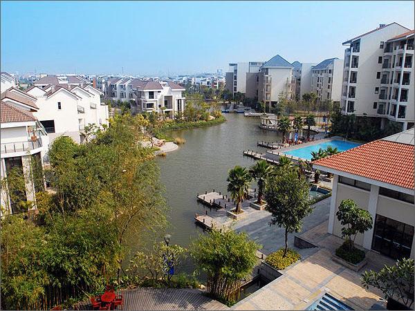 深圳中铁二局工程有限公司施工的东莞丽水佳园