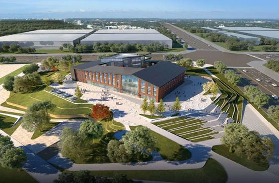 新都区天府动力新城基础设施和公共服务配套一期——活力公园