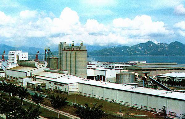 深圳浮法玻璃厂