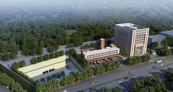南宁市轨道交通安防中心工程